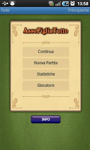 AssoPigliaTutto e Scopa - screenshot thumbnail