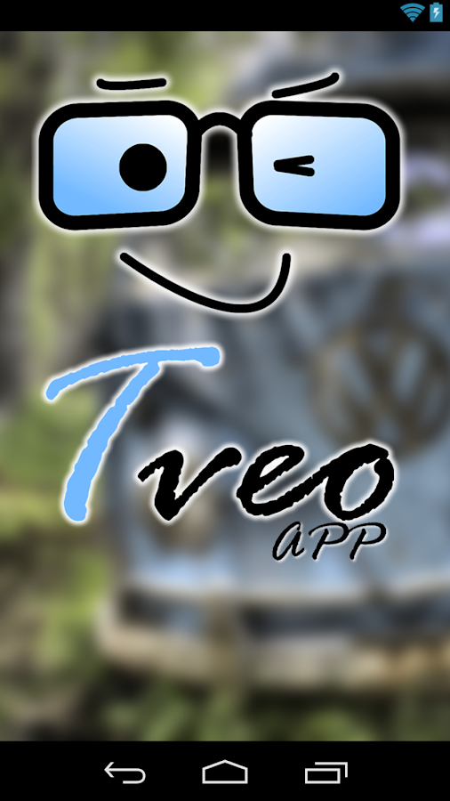 TVeo App- screenshot