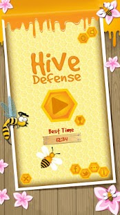 Hive Defense - Bug Smasher- screenshot thumbnail