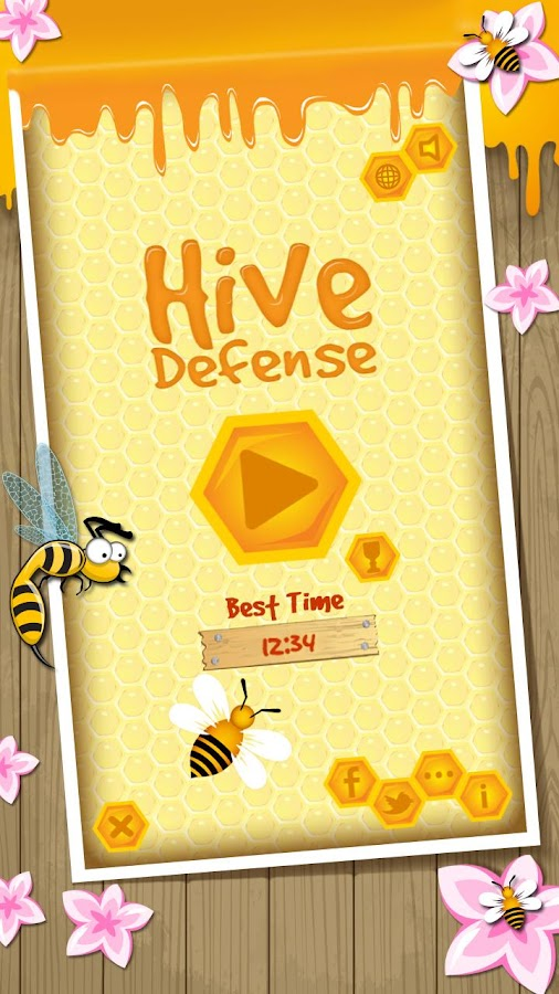 Hive Defense - Bug Smasher - screenshot