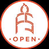 Fiery Stick Open