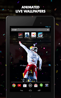 Screenshot of Red Bull Wallpapers