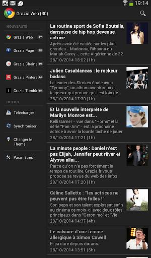 Grazia Mobile+