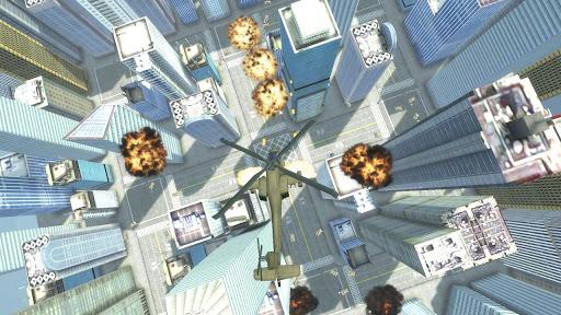 GTA Apache vs Tank in New York