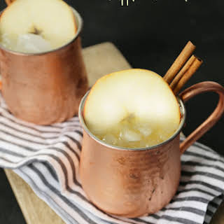 Hard Apple Cider Mule.