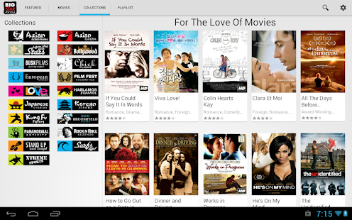 BIGSTAR Movies - Watch FREE Movies & TV Shows Screenshot