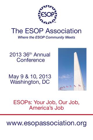 The ESOP Association 36th Conf