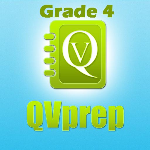 qvprep数学英语4级练习测试 教育 LOGO-玩APPs