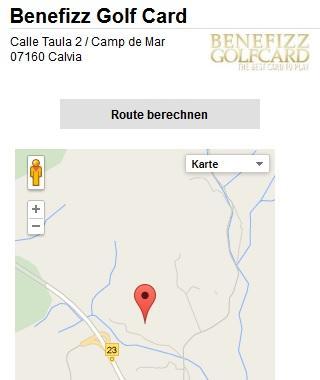 【免費旅遊App】Benefizz Golfcard-APP點子
