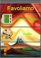 Screenshot of Favoliamo