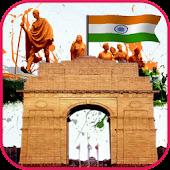 India Gate Live Wallpaper