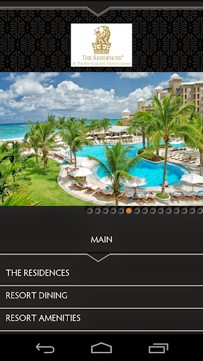 【免費旅遊App】Residences at The Ritz-Carlton-APP點子