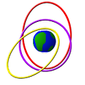 KSP Orbit logo