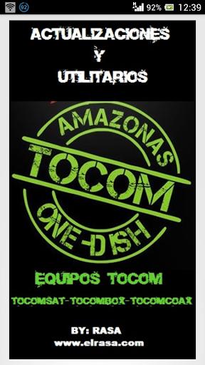 Tocom Actualizacion y Soporte