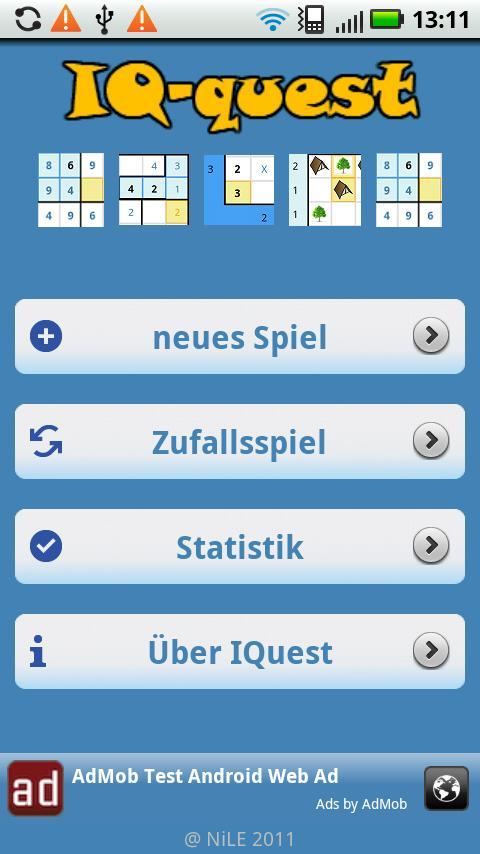 IQuest Light - screenshot