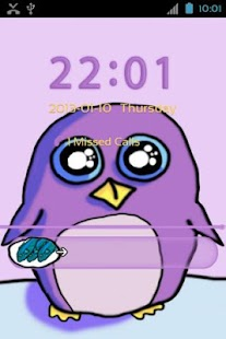 GO Locker Theme Penguin - screenshot thumbnail