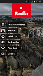 Visita Sevilla - screenshot thumbnail