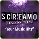 ScreamoRadio.com FREE logo