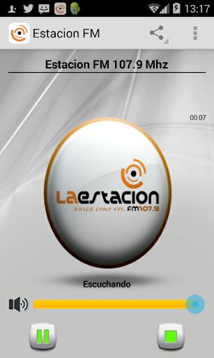 La Estacion FM 107.9 Mhz