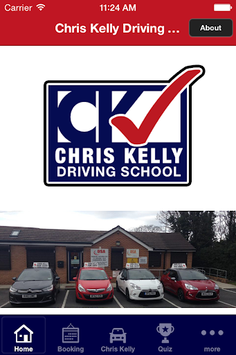 Chris Kelly Driving School