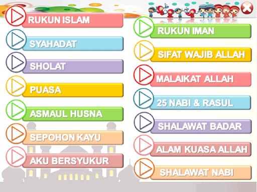 Lagu Anak Muslim - Islam