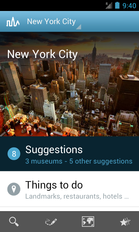 New York City Guide by Triposo- screenshot