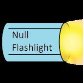 Null Flashlight