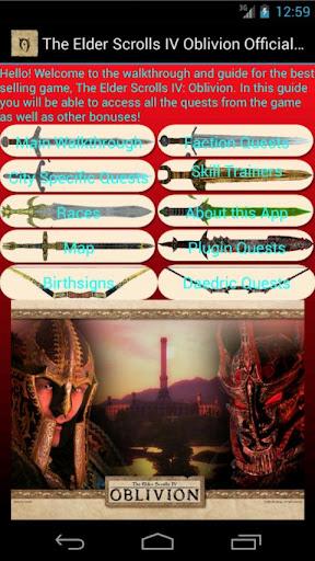 Oblivion: Full Game Guide