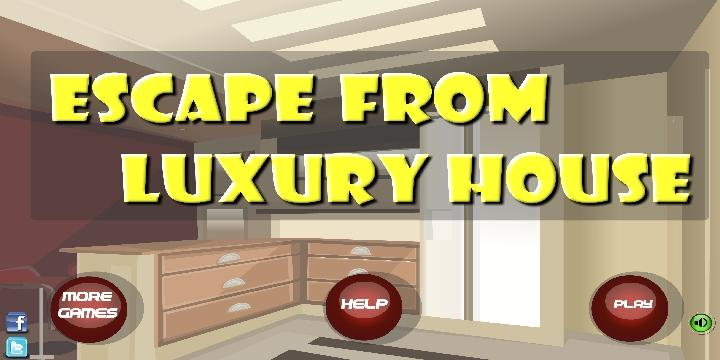 EscapeGame N33 - Luxury House- screenshot