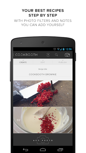 Cookbooth