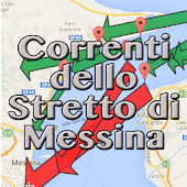 Correnti Stretto di Messina