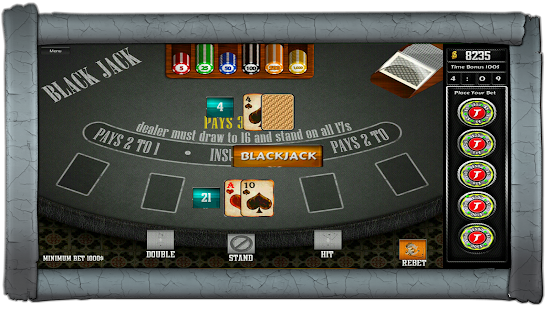 21 Blackjack- screenshot thumbnail