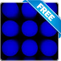 Blue live wallpaper Free icon