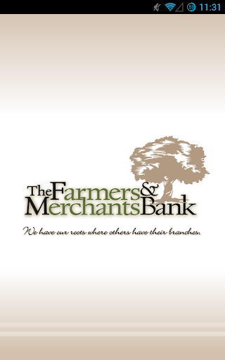 The Farmers Merchants Bank
