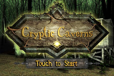Cryptic Caverns HD - screenshot thumbnail