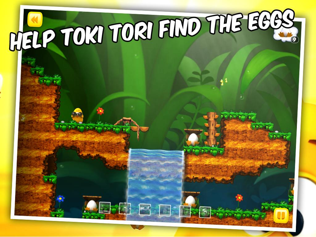 Toki Tori - screenshot