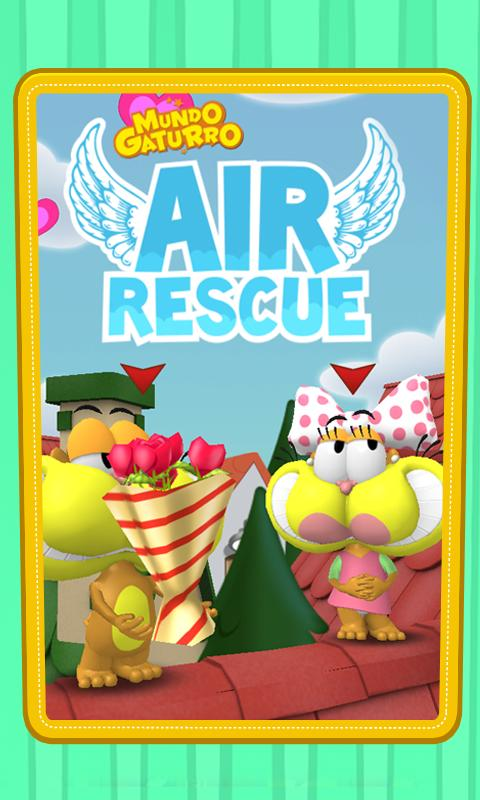 Mundo Gaturro: Air Rescue- screenshot