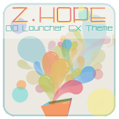 Hope - GO Launcher Theme