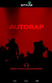 AutoRap by Smule Screenshot 31