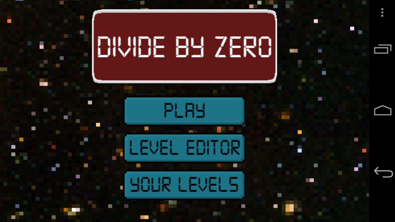 Divide by Zero - screenshot