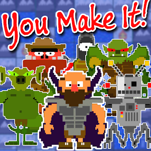 8-Bit RPG Creator for PC and MAC