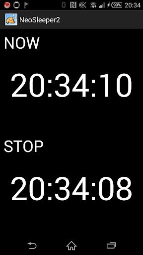 NeoSleeper2 睡眠時間測定