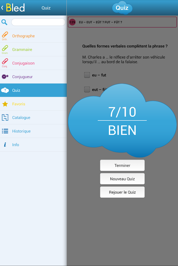 Le Bled- screenshot