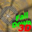 FallDown 3D logo