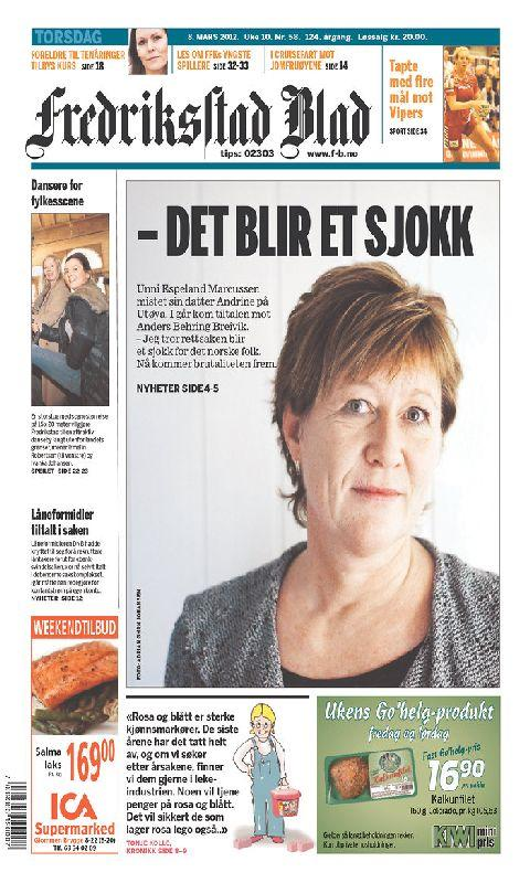 Norway Newspaper - screenshot