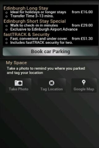Edinburgh Airport Guide - screenshot