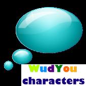 WudYou Characters FREE