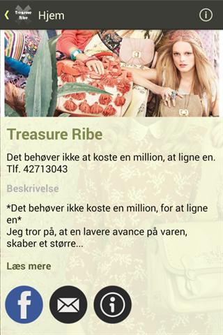 Treasure Ribe