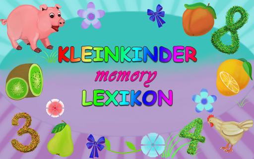 Kleinkinder Lexikon Memory