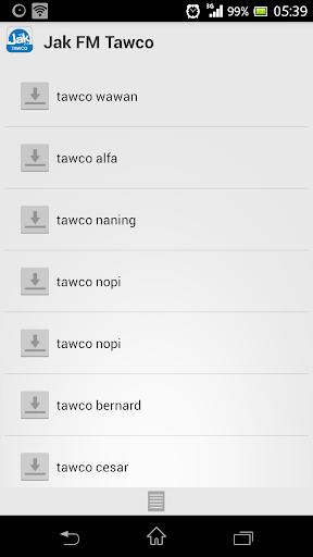 Jak FM Tawco